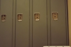 Choir Lockers
