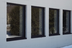 Commercial Cafeteria Windows