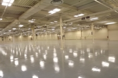 After - Two Part Epoxy Floor