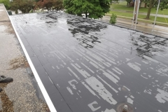 New EPDM Rubber Roof