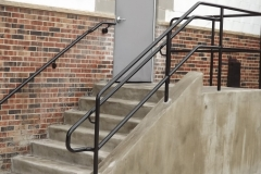 Commercial Stair Railings