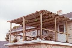 Porch Tressel