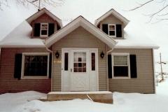 Porch / Dormer Addition